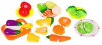 Zestaw kuchenny warzywa do krojenia + dodatki