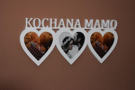 Multirama drewniana ramka na zdjęcia Kochana Mamo