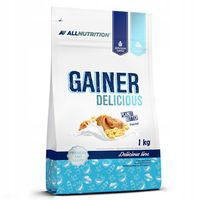 ALLNUTRITION GAINER DELICIOUS CHOCO PEANUT BUTTER!