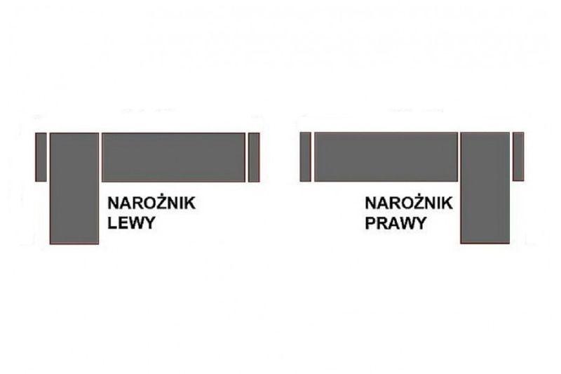 NAROŻNIK KRYS NET na Arena.pl