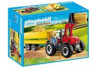 PLAYMOBIL Duzy traktor z przyczepą 70131