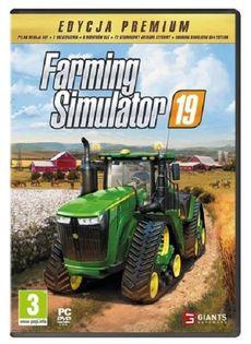 Gra Farming Simulator 19 Premium Edition Pl (Pc)