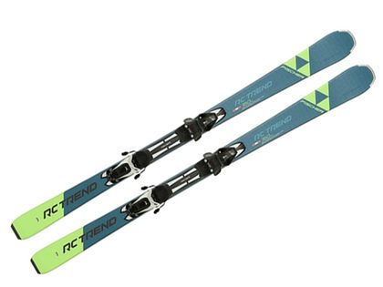 Narty Fischer RC Trend + RS 9 GW SMU 2021 155cm