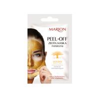 Marion Golden Skin Złota maska metaliczna PEEL-OFF 6g
