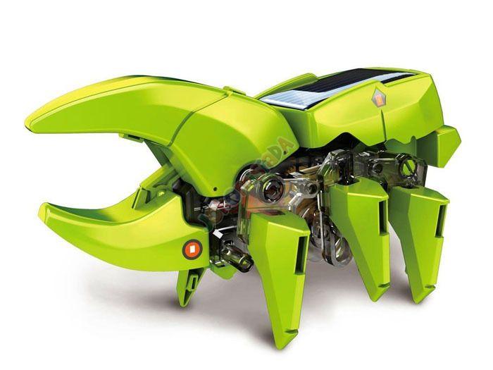 Solarny Dinozaur 4w1 Zabawka edukacyjna ZA1082 zdjęcie 17