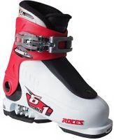 Buty narciarskie Roces Idea Up biało-czerwono-czarne Junior 450490 15 25-29