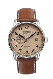 Zegarek Zeppelin LZ127 8668-5 Automatik Beżowy