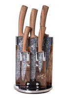 Zestaw 5 Noży W Stojaku Berlinger Haus Bh-2160