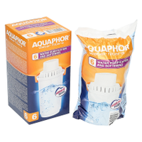 Filtr do twardej wody do dzbanka AQUAPHOR B100-6