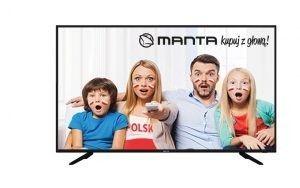 Manta Telewizor 32 LED320E10 zdjęcie 1