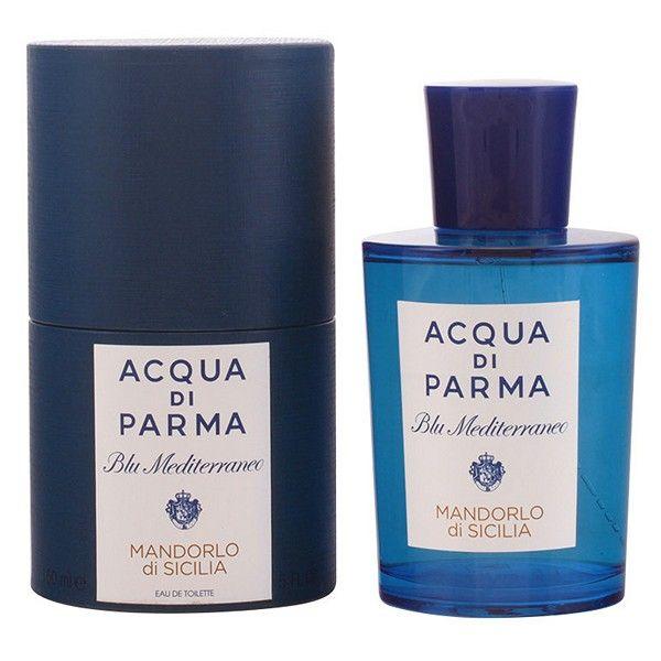 Perfumy Unisex Blu Mediterraneo Mandorlo Di Sicilia Acqua Di Parma EDT 150 ml zdjęcie 2