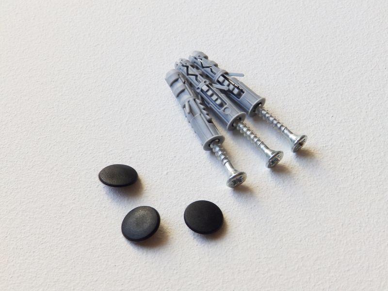 Metalowy wieszak ścienny na ubrania klucze - LIVE zdjęcie 14