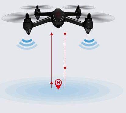 Dron JJRC X8 czarny zdjęcie 6