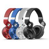Słuchawki bezprzewodowe Bluetooth BLUEDIO T2+ Micro SD Radio FM