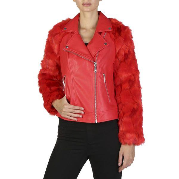 8ce872b02 Guess damska kurtka zimowa czerwony S • Arena.pl