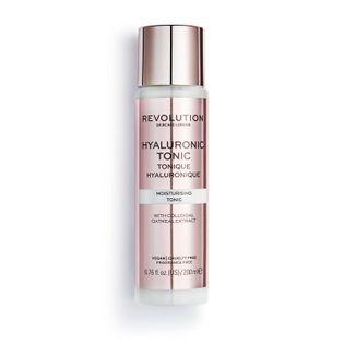 Makeup Revolution London Skincare Hyaluronic Tonic Moisturising Wody i spreje do twarzy 200ml