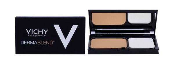 Vichy Dermablend Corrective Compact Cream Foundation SPF30 Podkład 9,5g 15 Opal