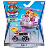 Spin Psi Patrol samochodzik metalowy Skye