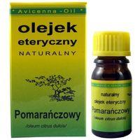 Naturalny Olejek Eteryczny Pomarańczowy - 7ml - Avicenna Oil