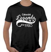 Koszulka męska na urodziny 30 40 50 60 70 lat XL ur13