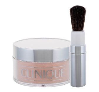 Clinique Blended Face Powder And Brush Puder 35g 04 Transparency