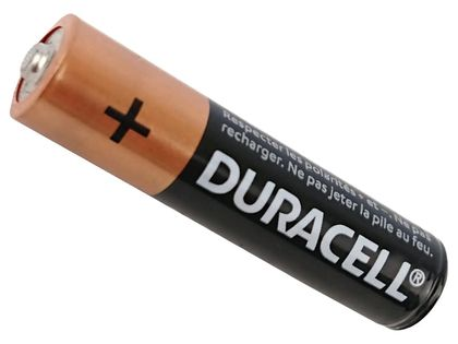 Bateria alkaliczna Duracell (AAA, 1 szt)