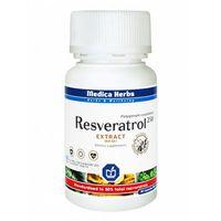 MEDICA HERBS Resveratrol Ekstrakt 50% 30kap RESWERATROL