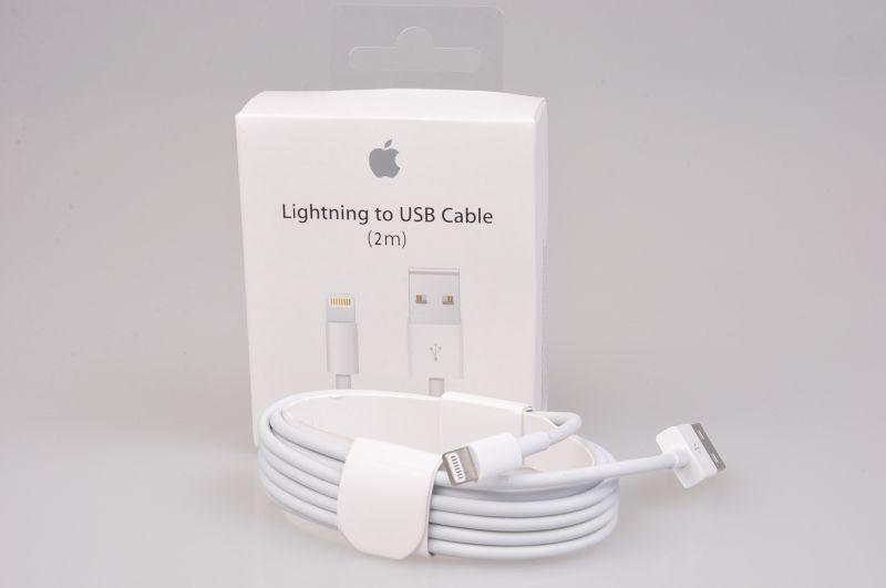 ORYGINALNY KABEL Apple iPhone 5 5S 5C 6 6S 7 8 Plus X SE iPad 2 metry zdjęcie 4