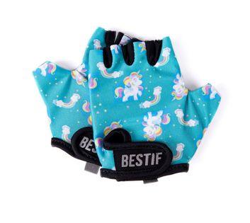 Dziecięce rękawiczki rowerowe BRR30 Bestif xxs/xs
