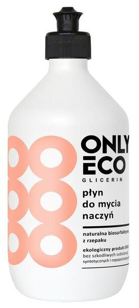 PŁYN DO MYCIA NACZYŃ 500 ml - ONLY ECO zdjęcie 1