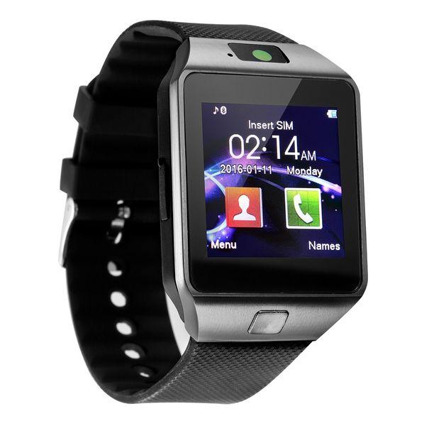Smartwatch Zegarek DZ09 Menu PL GSM Slot SIM, SD zdjęcie 1