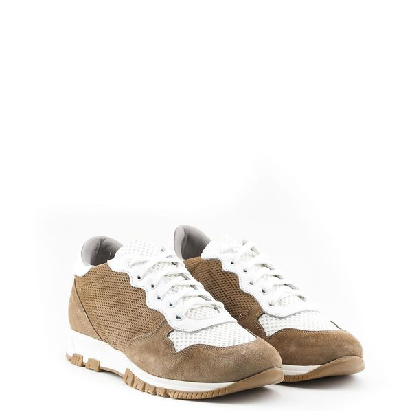 Made in Italia męskie buty sportowe brązowy 45 zdjęcie 13