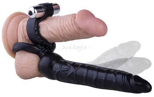 Seks Na Dwie Dziurki Twój Drugi Penis Z Wibracjami