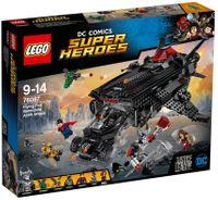 LEGO SUPER HEROES 76087 ATAK POWIETRZNY BATMOBILA