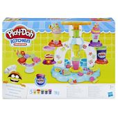Hasbro Play-Doh Zakręcona lodziarnia B0306