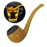 Zaparzacz do herbaty - fajka (Silikonowy)