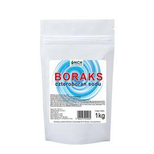Boraks (Czteroboran sodu dziesięciowodny) 1kg VitaFarm