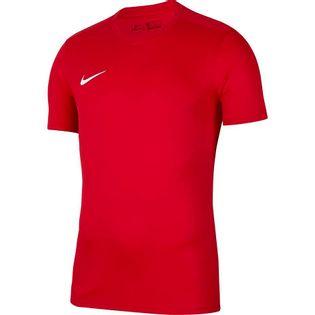 Koszulka dla dzieci Nike Dry Park VII JSY SS czerwona BV6741 657