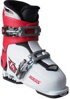 Buty narciarskie Roces Idea Up biało czerwono czarne Junior 450491 15 30-35