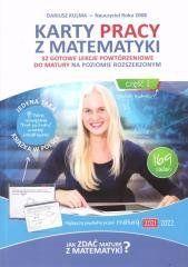 Karty pracy z matematyki ZR cz.2 2020 ELITMAT Dariusz Kulma