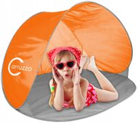 Namiot Plażowy Turystyczny Automat Parawan Pop-UP L3B3 D490