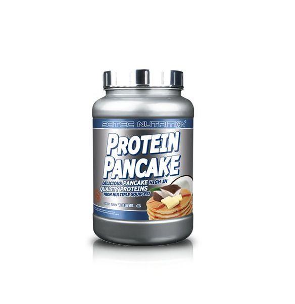 SCITEC Protein Pancake 1036g NALEŚNIKI B CZEK KOKO zdjęcie 1