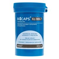 Formeds Bicaps K2 MK-7 - 60 kapsułek