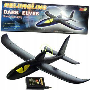 Samolot zabawka model z napędem elektryczny lekki