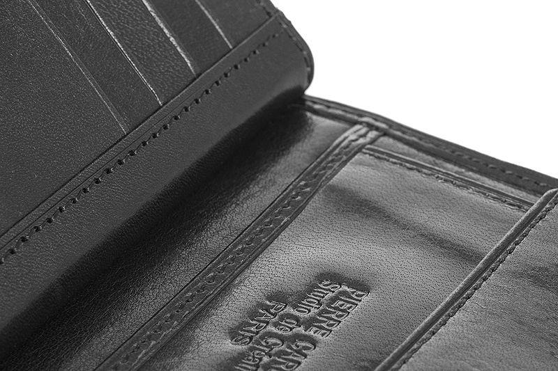 bb00987497b9f Męski portfel z klipsem Pierre Cardin RFID, 12 kart + dowód rejestracyjny,  czarny zdjęcie