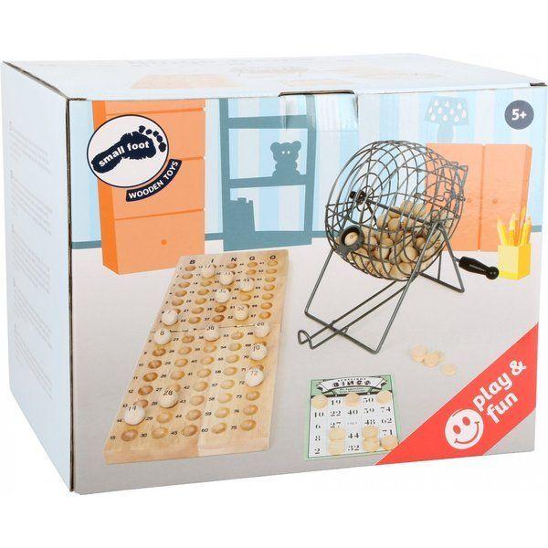 Zestaw do gry w Bingo dla dzieci zdjęcie 4