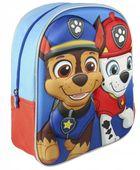 Plecak Szkolno Wycieczkowy Psi Patrol 3D Paw Pieski Chase Marshall Psy