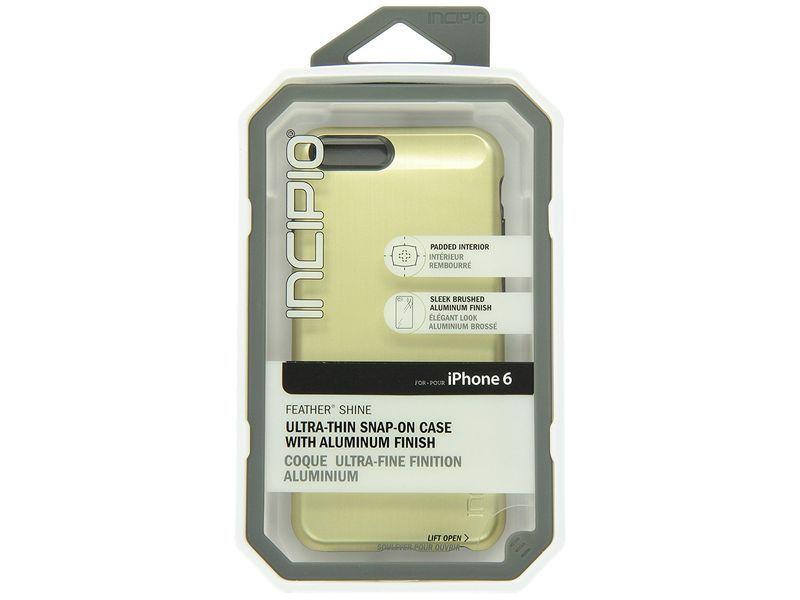 Etui Incipio IPH - 1178-GLD Ultra Slim do iPhone 6 Złote zdjęcie 6