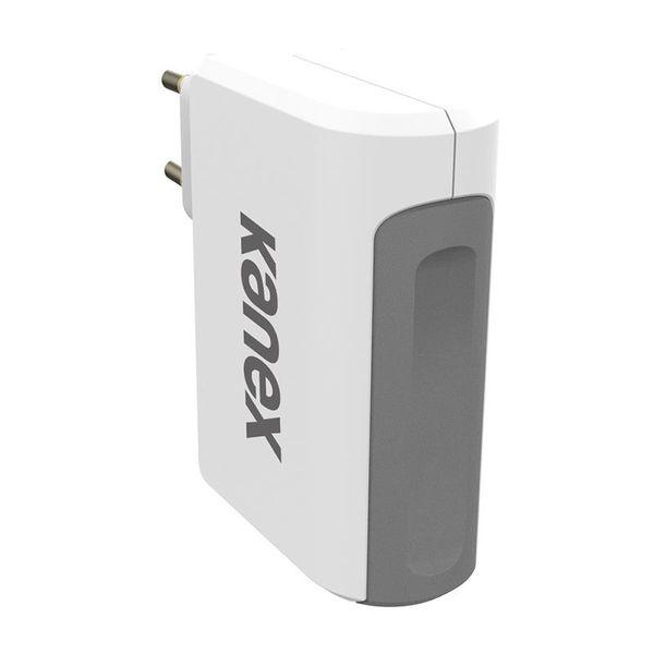 KANEX SZYBKA ŁADOWARKA SIECIOWA 4x USB 27W 4.8A iPhone Samsung Galaxy zdjęcie 3