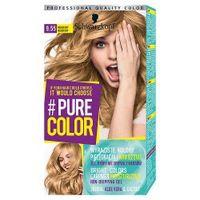 #Pure Color farba do włosów w żelu trwale koloryzująca 9.55 Golden Sky